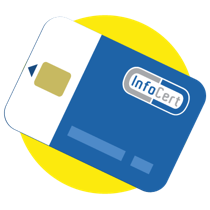 Smart card Infocert